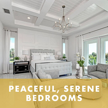 View Peaceful Serene Bedrooms